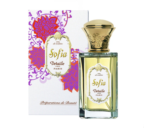 Detaille 1905 Sofia for women - perfume & colour