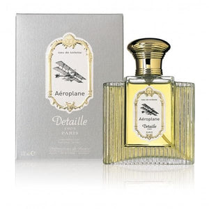 Detaille 1905 Aeroplane for men - perfume & colour
