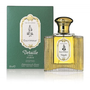 Detaille 1905 Escrimeur for men - perfume & colour
