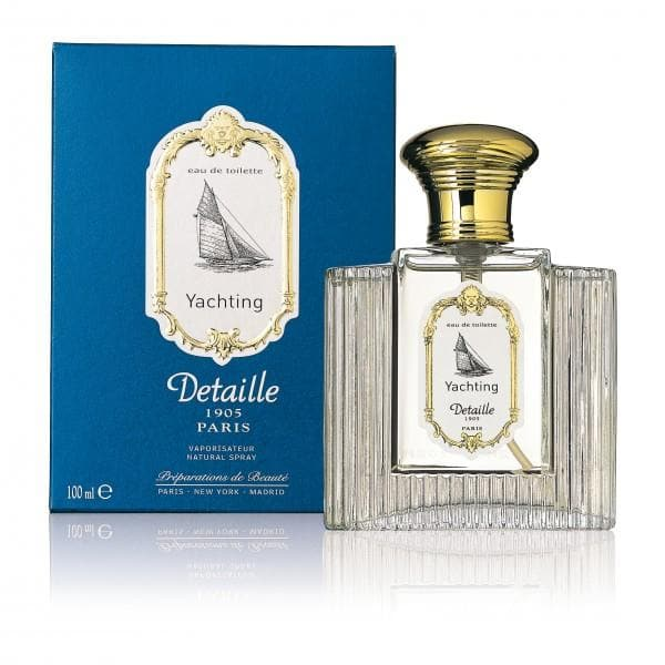 Detaille 1905 Yachting for men - perfume & colour