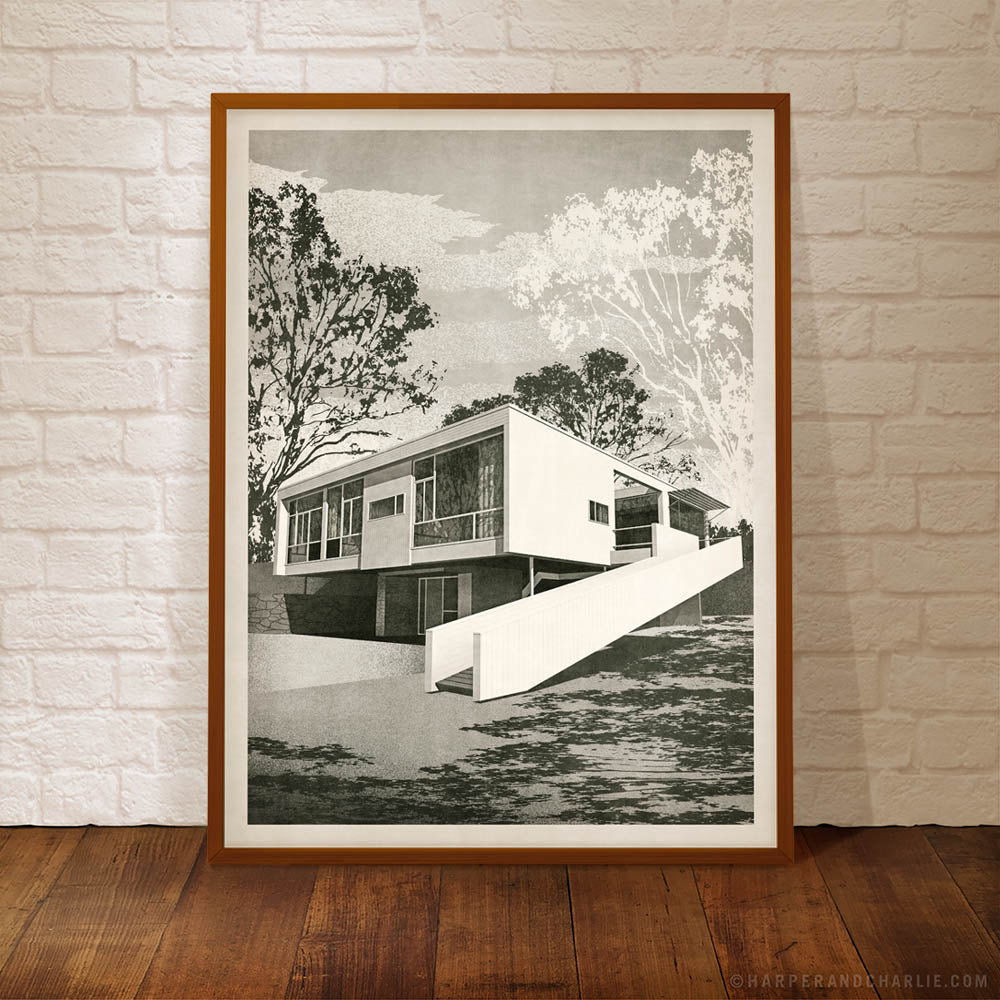 ROSE SEIDLER HOUSE, SYDNEY