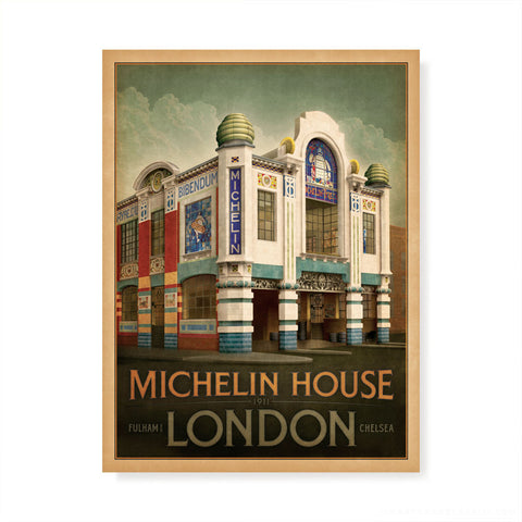 Michelin-House-London-Colour-Print-by-Harper-and-Charlie