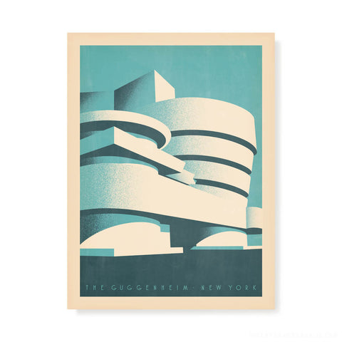 The Theme Building, Los Angeles International Airport LAX Colour Print