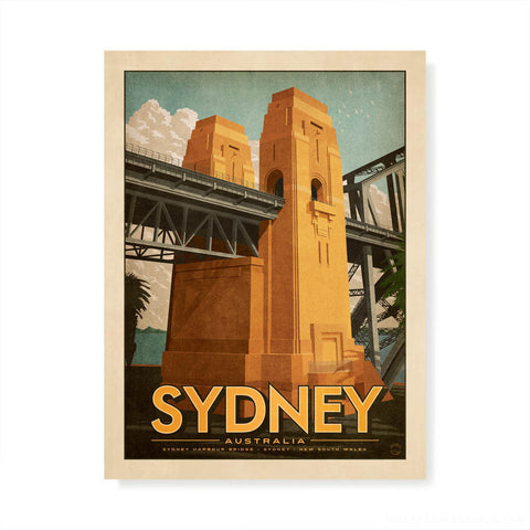 Sirius Building, Sydney Colour Print