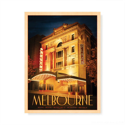 The Forum Theatre, Melbourne