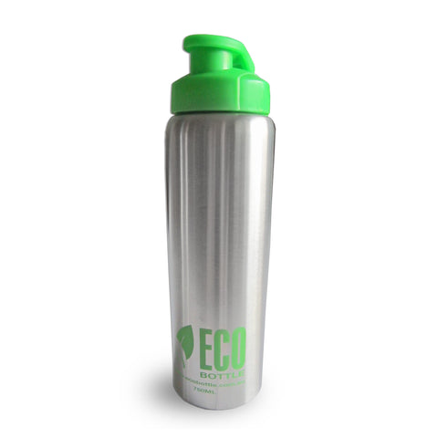 Stainless Steel Bottle Green Eco