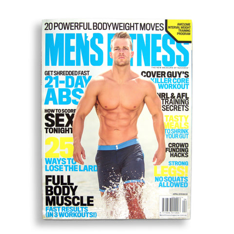 Magazine - Men's Fitness