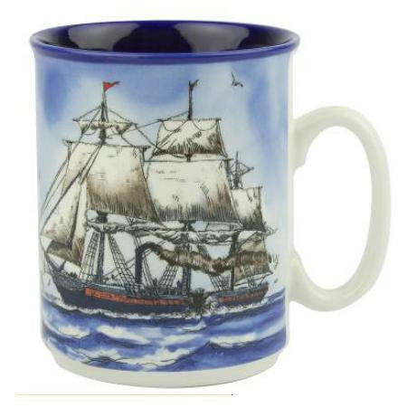 SS President Bone China Mug