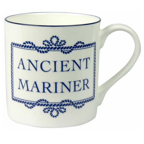 "Mug ""Ancient Mariner"""