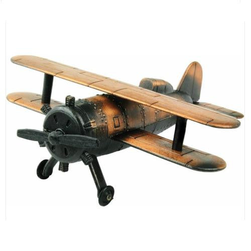 Pencil Sharpener-Biplane