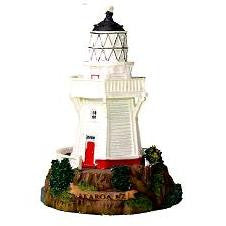 NZ Model Lighthouse - Akaroa