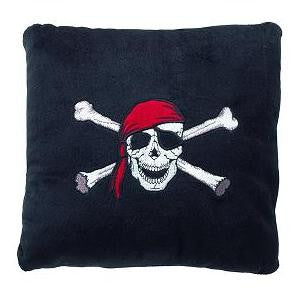 Pirate Plush Cushion