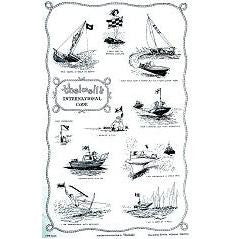 "Galley Cloth ""Thewells"""
