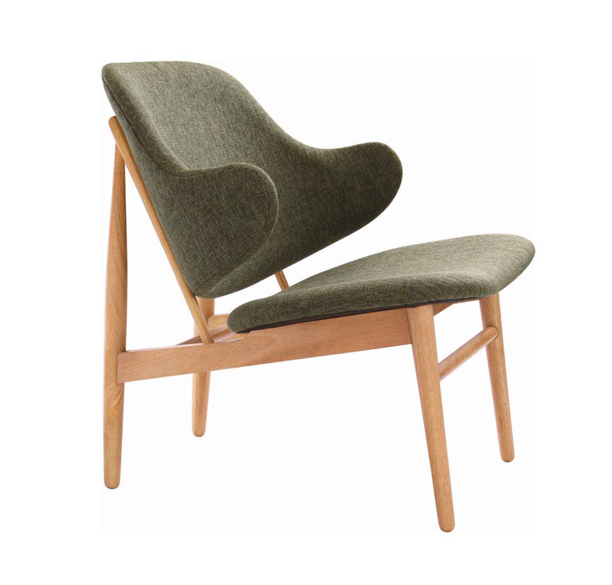 TR40068 Larsen Shell Style Lounge Chair