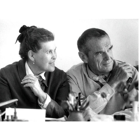 Charles (1907-1978) and Ray Eames (1912 – 1988)