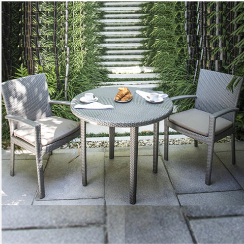 TRO04001 OHMM® Classics Outdoor Dining Furniture Collection