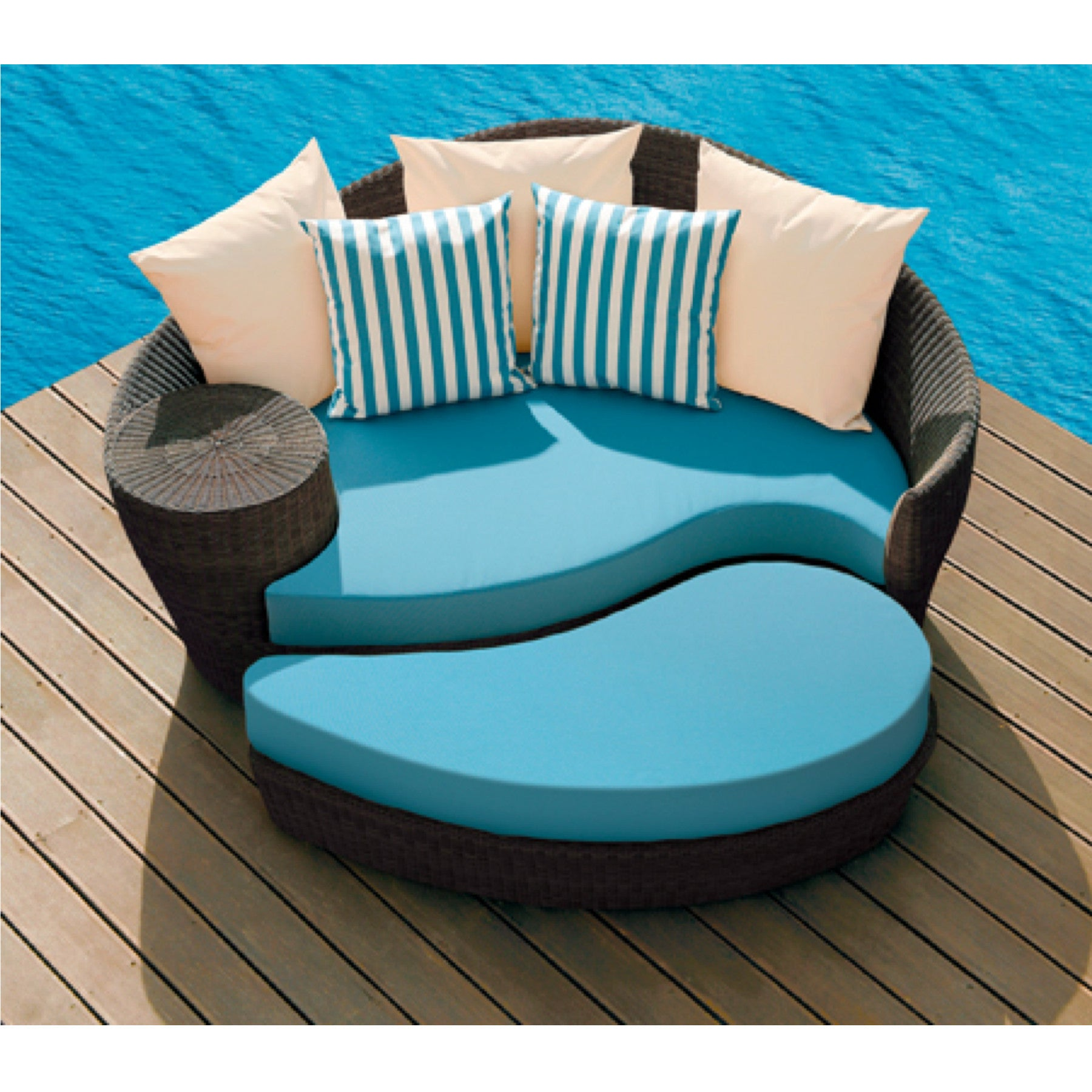 dune outdoor furniture. TRO08001 OHMM® Dune Outdoor Daybed Furniture O