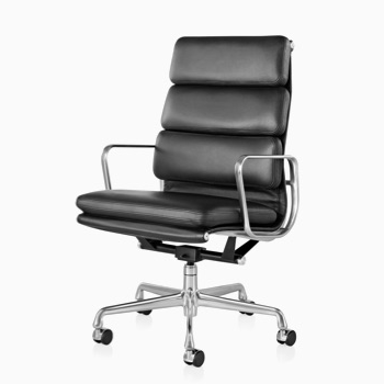TR75002 EA217 Eames Style Softpad High Back Chair