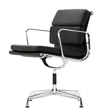 TR75005 EA219 Eames Style Softpad Guest Low back Chair