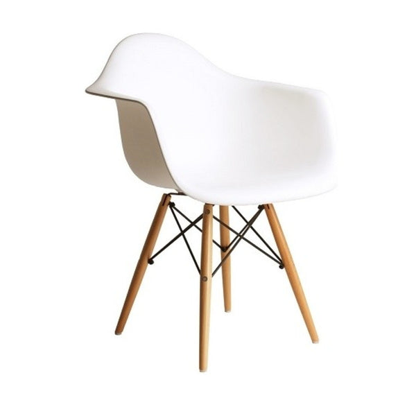 Charles eames style daw chair dining furniture tabula - Chaises longues grosfillex ...