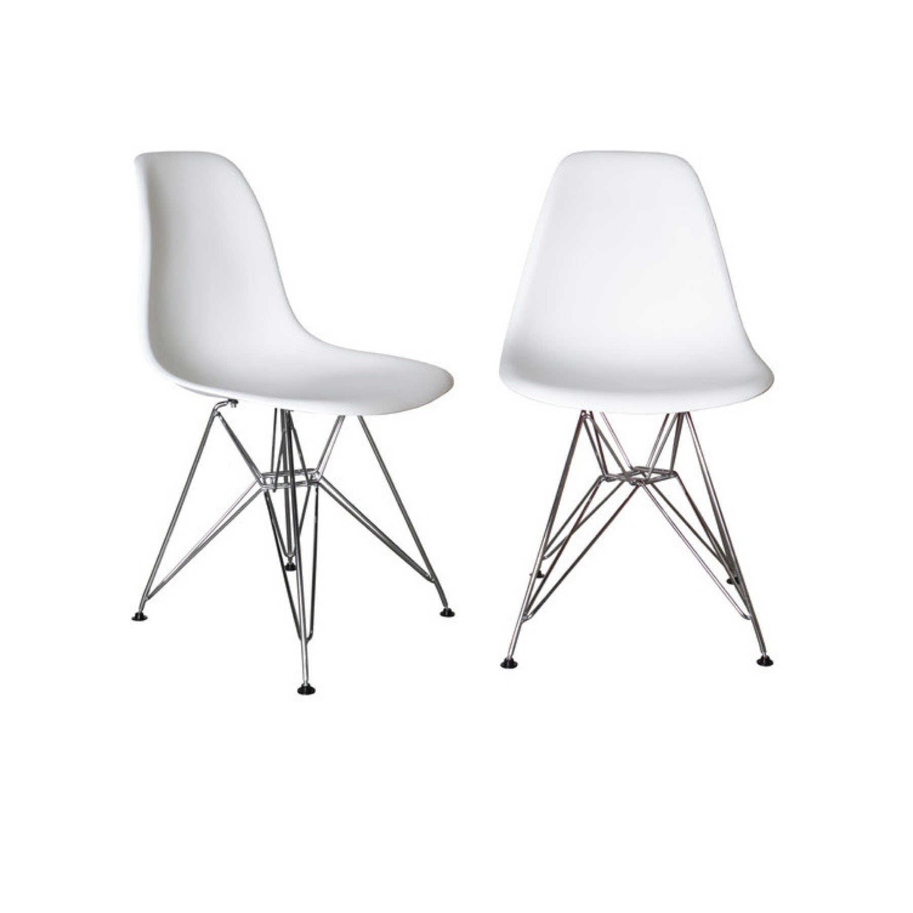 Enjoyable Tr20009 Charles Eames Style Dsr Chair Tabula Rasa Onthecornerstone Fun Painted Chair Ideas Images Onthecornerstoneorg