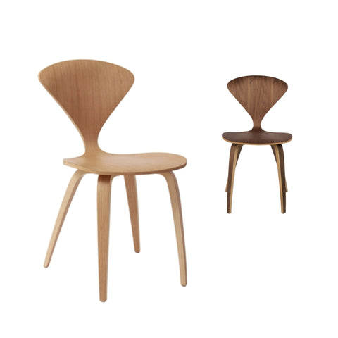 TR20017 Norman Cherner Style side chair