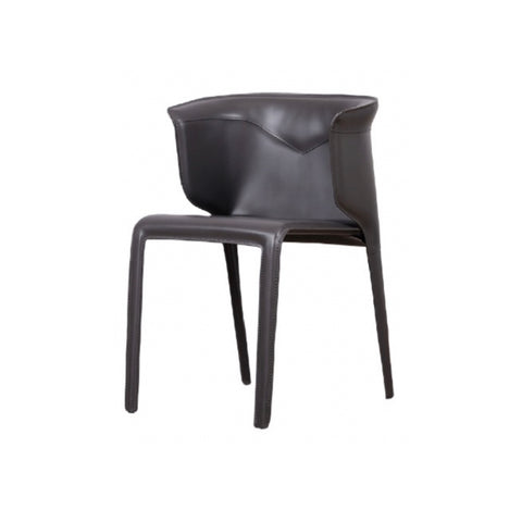 TR20040 Cassoni Anastasia Style Saddle Dining Chair