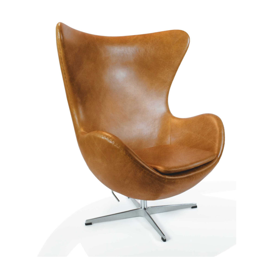 Tr40003 arne jacobsen style egg chair tabula rasa for Arne jacobsen stehlampe replica
