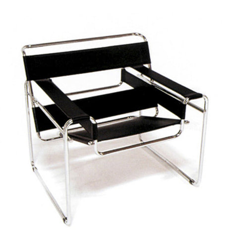 TR40015 Marcel Breuer Style Wassily Chair