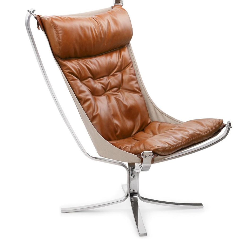 TR40062 Sigurd Ressell Style Falcon Chair