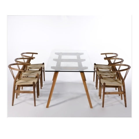 TR70006  Alejandro Sticotti Style Dining Table