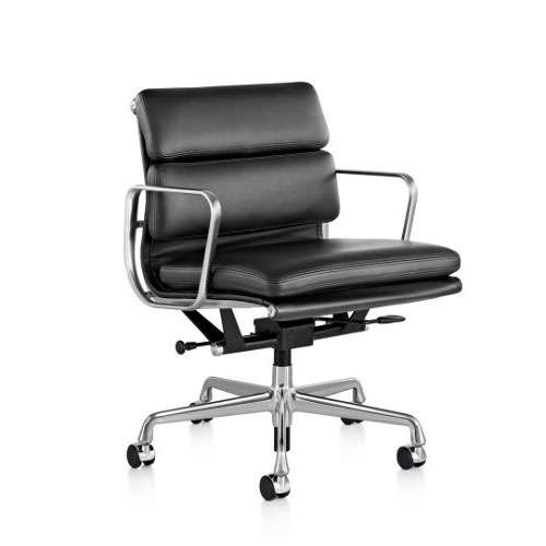 TR75004 EA219 Eames Style Softpad Low back Chair