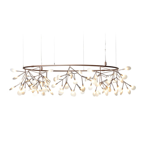 TR80026 Heracleum O style suspension lamp