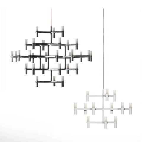 TR80036 Nemo Crown Style Suspension Lamp