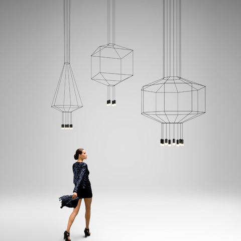 TR80037 Vibia Wireflow Style Collection