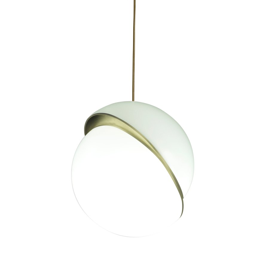 TR80054 Crescent Style Lamp