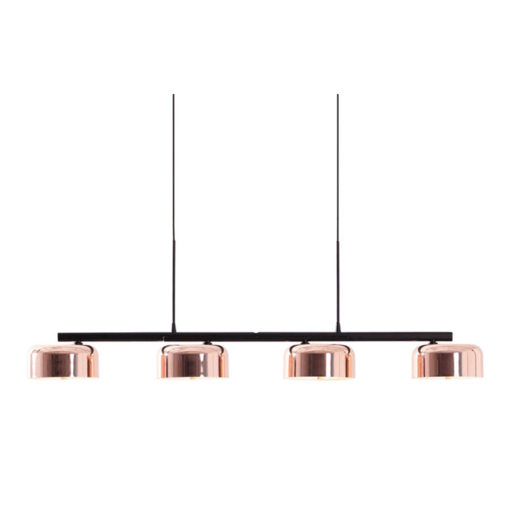 TR80074 Seed Design Style Lalu 4 Drum Pendant Light