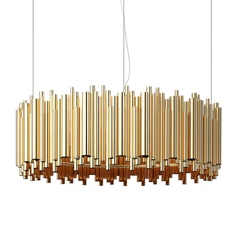 TR80140 Brubeck Style Suspension Lamps