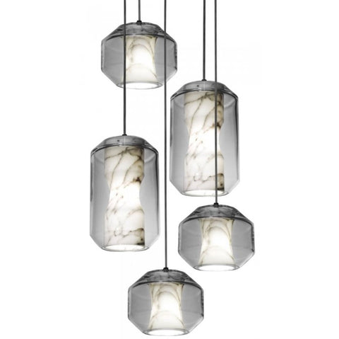 TR80158 Chamber Style Pendant Lamp