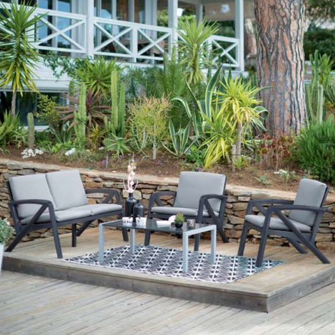 TRG10003 Grosfillex® Garden Furniture Sunday Set