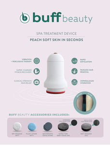 ALL NEW !!! BUFF beauty :: WHITE