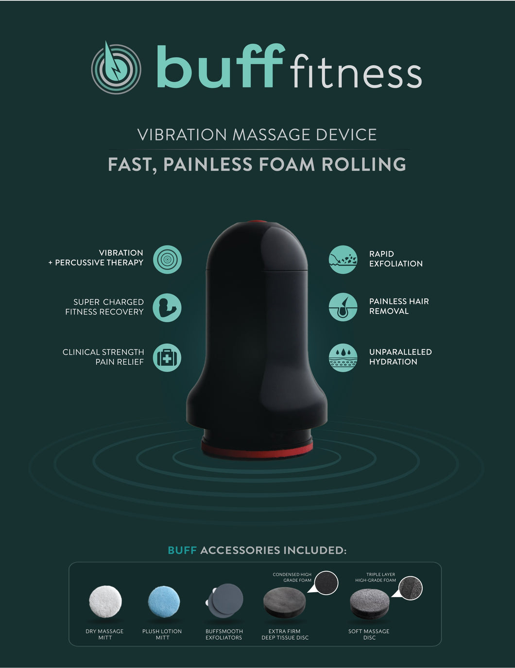 NEW!!! - BUFF fitness