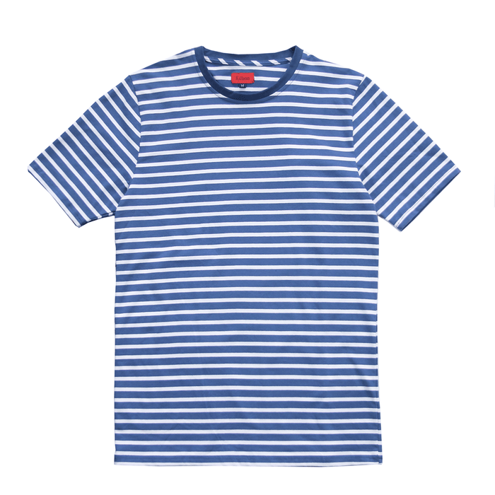 Standard Striped Essential S/S - Blue/White (04.30.19 Release)