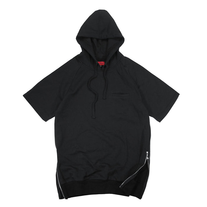 (11.12.19 Release) Gramercy 2.0 French Terry S/S Hoody - Black