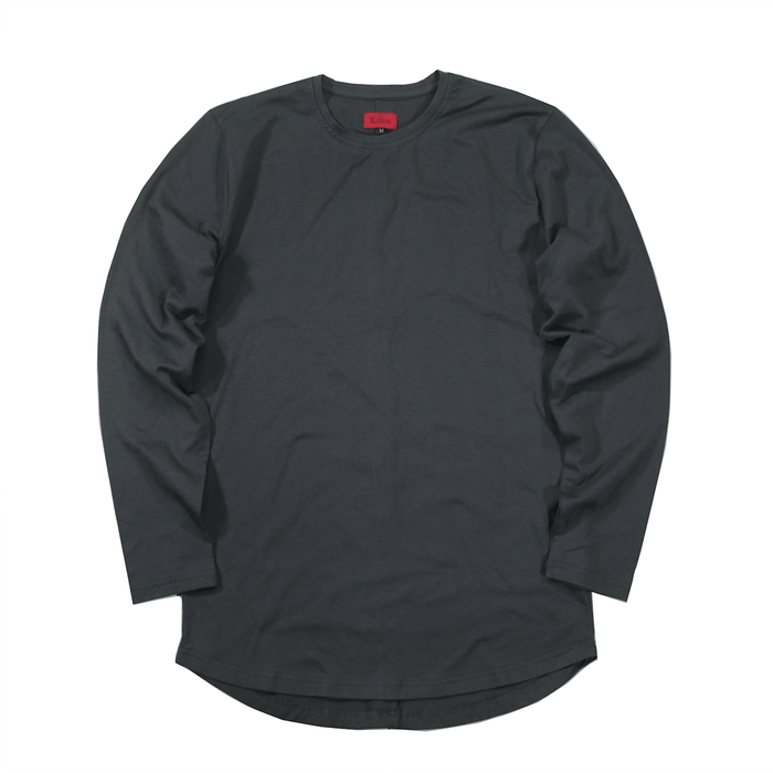 Standard Issue SI-12 L/S Essential - Slate Grey (02.19.19 RELEASE)