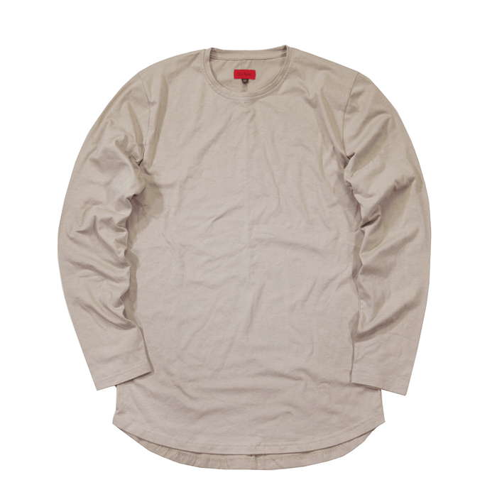 Standard Issue SI-12 L/S Essential - Light Brown (02.19.19 RELEASE)