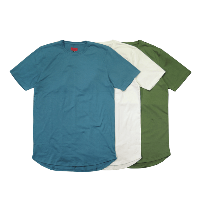 3-Pack SI-12 Essential - Natural/Dark Teal/Army Green