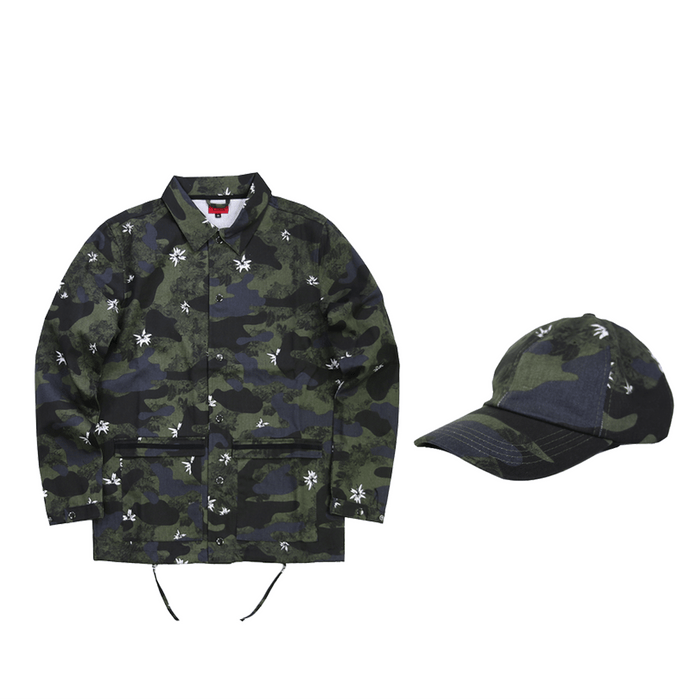 2-Pack Floral Camo Pack