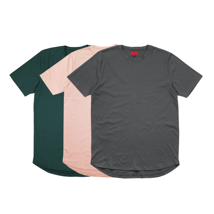 3-Pack SI-12 Essential - Slate/Forest Green/Blush (04.23.20 Release)