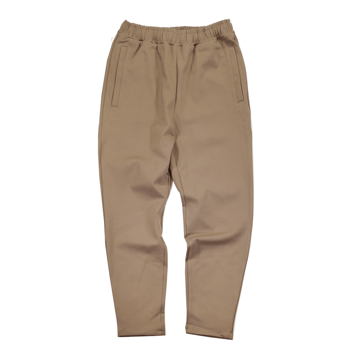 Tech Cut-Off Trouser - Khaki Brown
